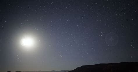 Where Can You See The Meteor Shower Tonight by Halley S Comet Debris Will Be Visible In Meteor Shower Tonight