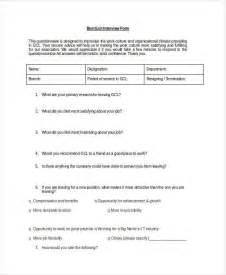 employee exit template word employee exit form template ebook database