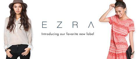 New Zaylara zalora launches own label called ezra
