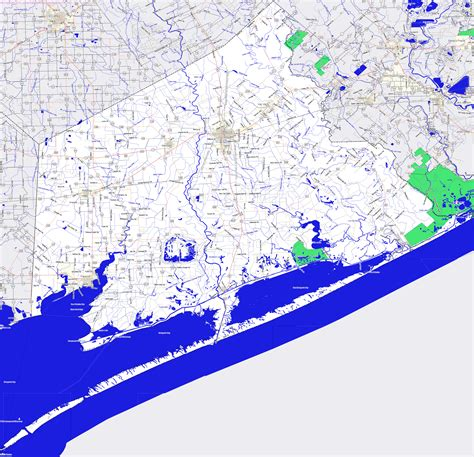 matagorda texas map bridgehunter matagorda county texas