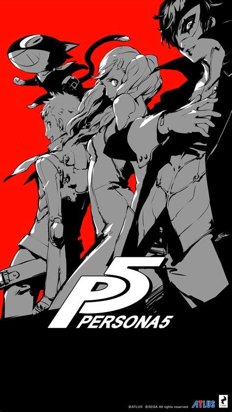 Anime Persona 4 Iphone All Hp persona 5 hd wallpaper wallpapersafari