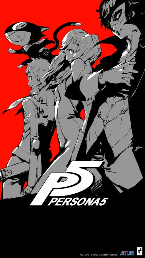Persona 5 the Animation: The Day Breakers   Akibatan all