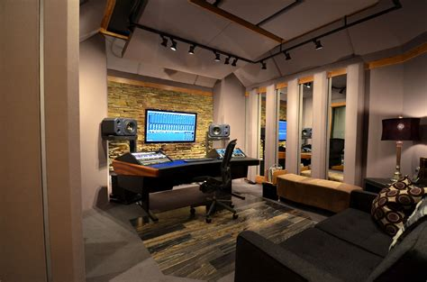 montanna recording studio decoration ideas design interior