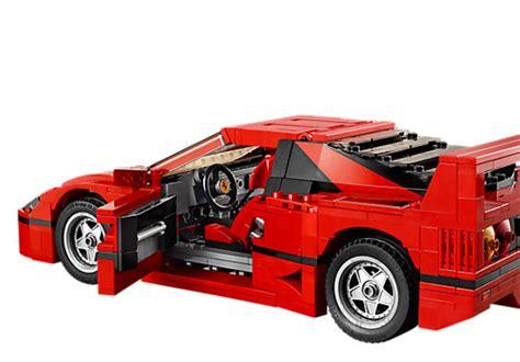 Lego Ferrari by Ferrari F40 By Lego Choice Gear