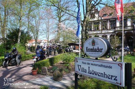 Motorradtouren Villa Löwenherz by Villa L 246 Wenherz 02 Bild 0 0 Bikerszene