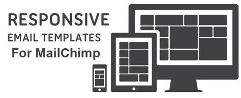 mailchimp responsive email template design customization