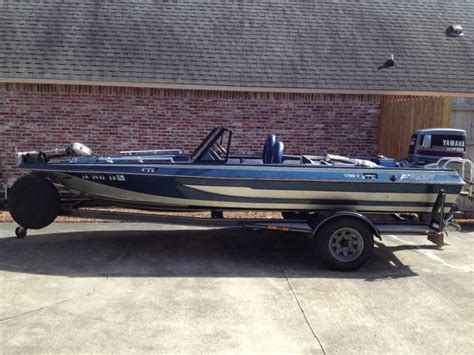 used fishing boats for sale in baton rouge procraft fish and ski boat for sale