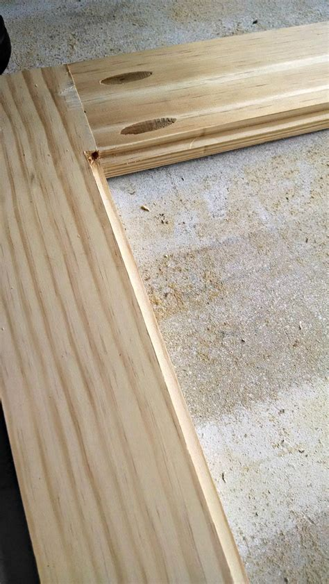 How To Make Cabinet Door Frames How To Build A Cabinet Door Decor And The
