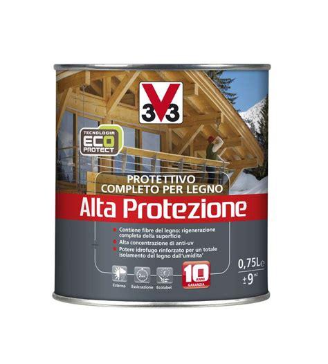 Completo Per by V33 Protettivo Completo Per Legno Alta Protezione 10