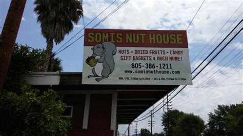 Somis Nut House by Nuts In An Warehouse Review Of Somis Nut House