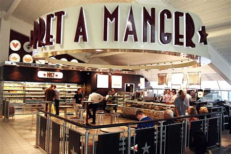 Restaurant Concept Design Cafe Interior Design Pret A Manger Luton Airport