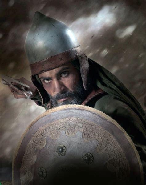 Kh Lid Ibn Al Wal D Arab Muslim General Britannica Com   mehyar khaddour as khalid ibn al walid damn pinterest