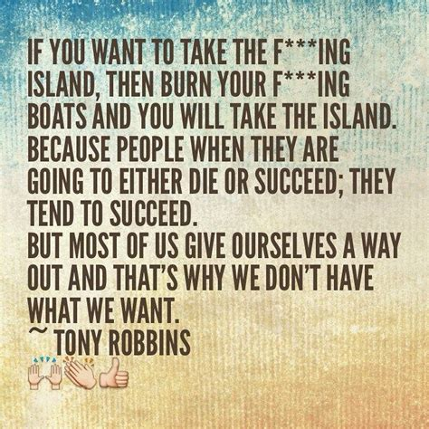 Burn The In You 25 best ideas about tony robbins on tony