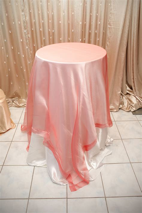 blush sheer overlay right choice linen