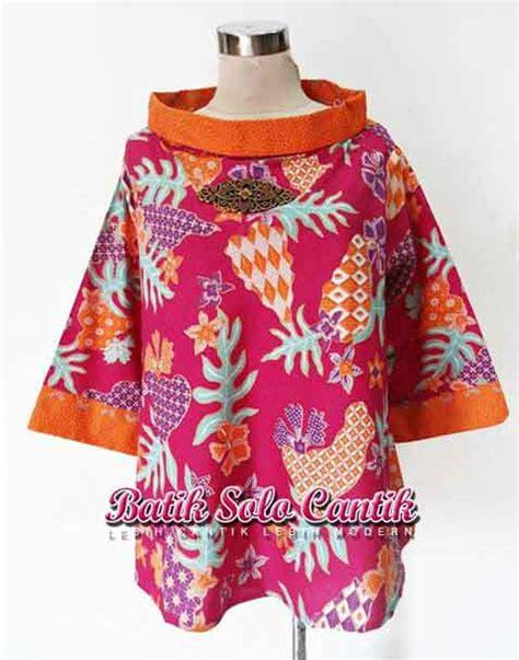 Kebaya Atasan Balon Berkualitas Model Baju Batik Untuk Orang Gemuk Daniyanti