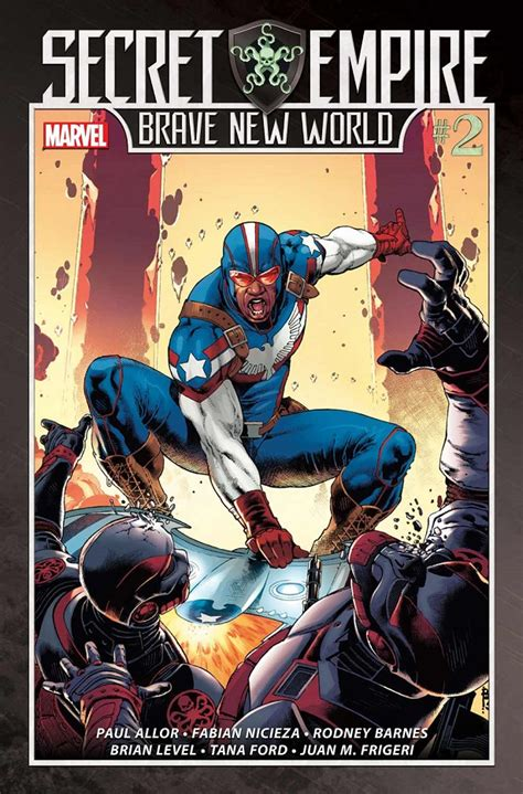 brave new universe one s view of all that is books marvel announces secret empire brave new world exclusive