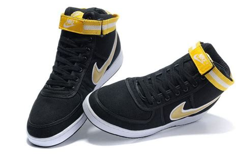 nike mens high top sneakers nike vandal canvas high top shoes 304715 072 304715