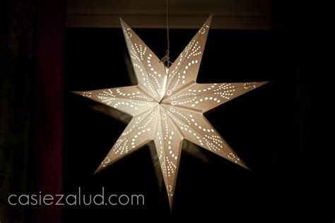 star of bethlehem christmas light