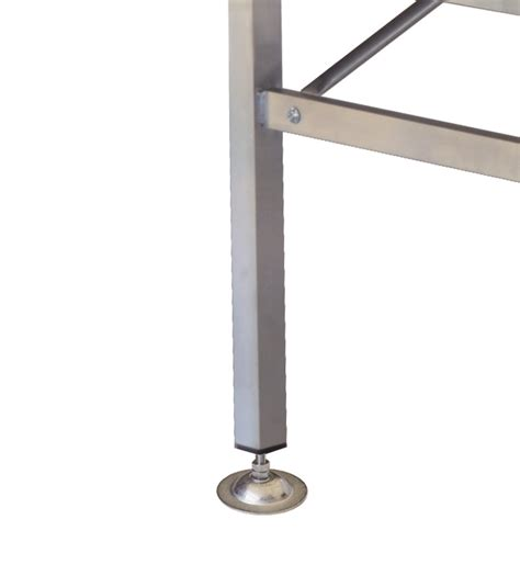 adjustable bench feet adjustable steel foot for benches ebb and flow system