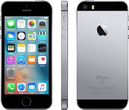Apple Iphone Se 64gb 1 apple iphone se 4 quot 64gb 12mp space gray mobile phones digitec