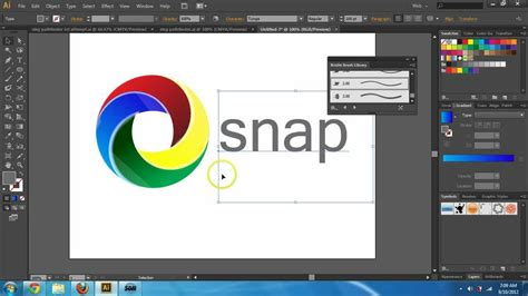 adobe illustrator cs6 how to make a logo adobe illustrator cs6 cc creating a logo with
