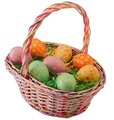easter basket easter basket transparent background free png images