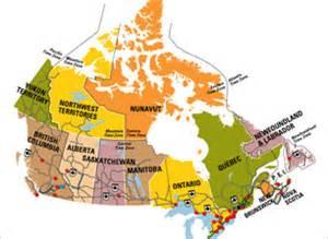 universities in canada map canada map universities