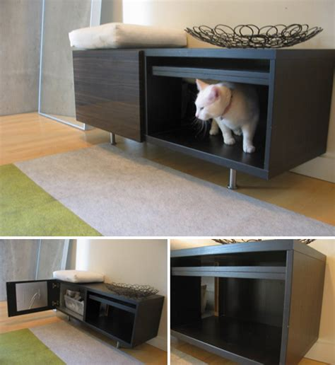 Two Litter Box IKEA Hacks ? hauspanther