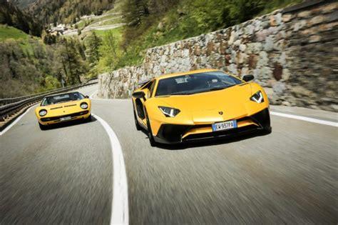 1960 Lamborghini For Sale Lamborghini Commemorates Miura With Quot The Italian Quot Route