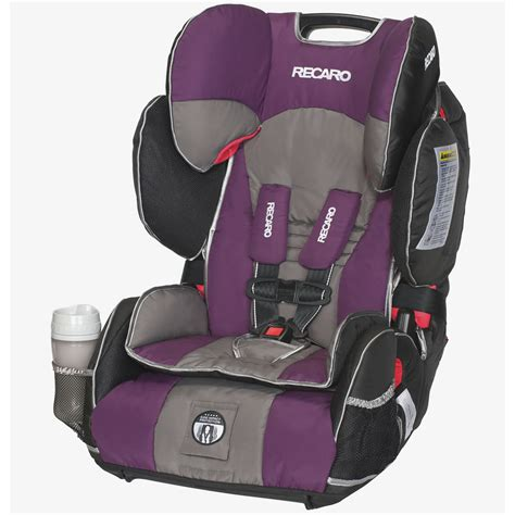 car seat harness recaro performance sport combination harness to booster car seat plum