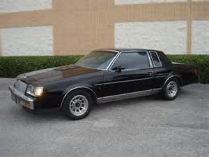1987 buick regal grand national buick grand national t type regal for sale photos