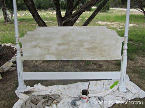 diy chalk paint bed diy chalk paint fail the bed that almost killed me