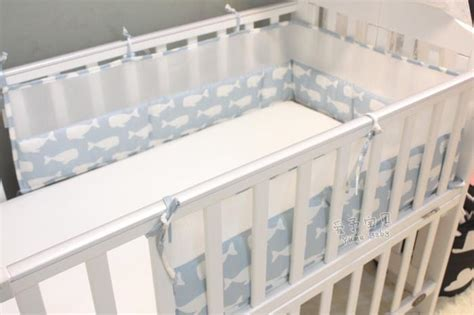 Crib Netting Bumper by Baby Bed Bumper Crib Bumper Infant Bed Around