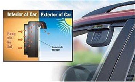Pendingin Mobil Auto Cool Solar Powered Air Ventilation Unik auto cool solar powered car air ventilation system black jakartanotebook