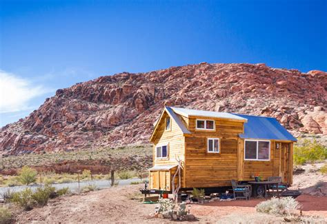 Small Homes Las Vegas Las Vegas Tiny House Swoon