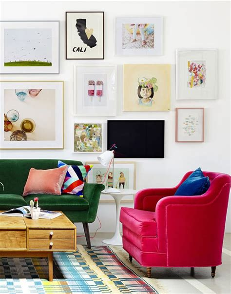 gallery art wall six tips for hanging the perfect gallery wall apartment34