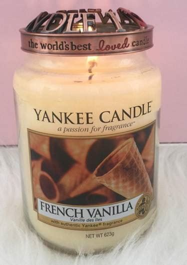 Vanilla Candles by Yankee Vanilla Candle Review Candle Frenzy