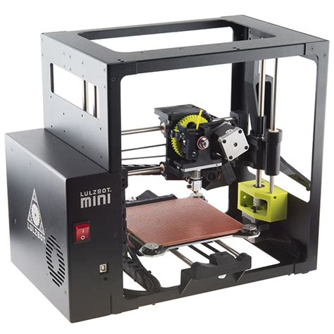 Printer 3d Mini lulzbot mini 3d printer tol 13256 sparkfun electronics