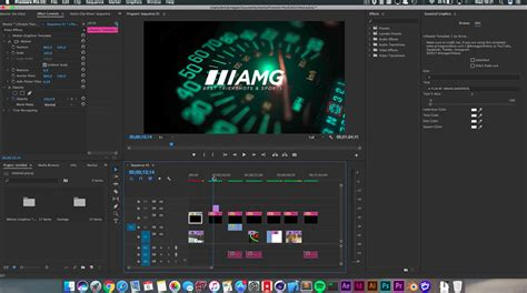 Get These Awesome Free Title Intro Templates With Glitches For Premiere Pro Cc 2017 4k Shooters Premiere Pro Cc Templates