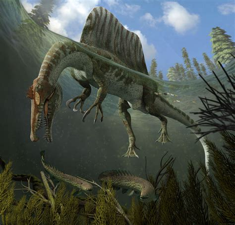 The Dinosauria dinosaurs and prehistoric creatures on