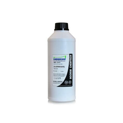 Tinta Printer Epson One Ink Dye Untuk L200 100ml 2 1 liter isi ulang tinta tinta hitam dye untuk epson printes
