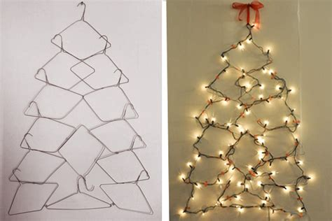 homemade christmas wall decorations diy christmas trees