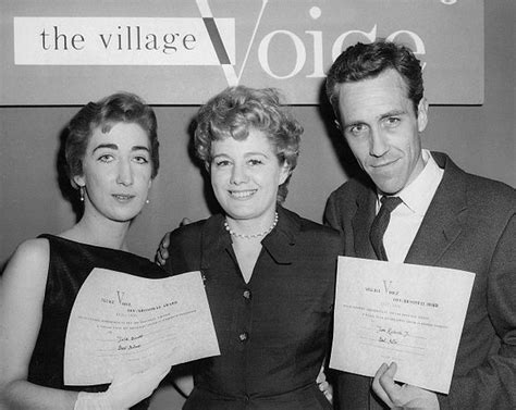 Julie By Shellys by File Julie Bavasso Shelly Winters Jason Robards 1956 Obie