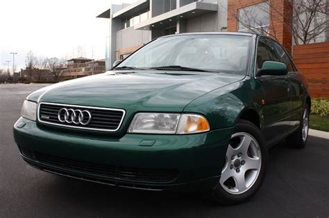 1997 Audi A4 Quattro by 1997 Audi A4 2 8 Quattro German Cars For Sale
