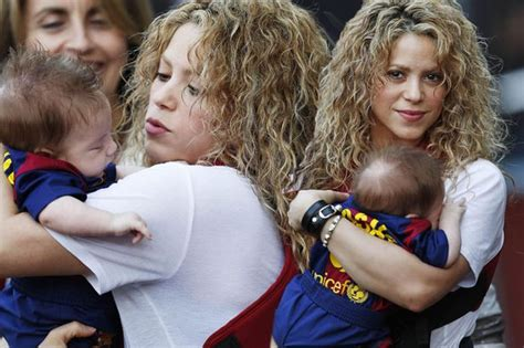 shakira welcomes baby boy and his name is e news image gallery shakira baby