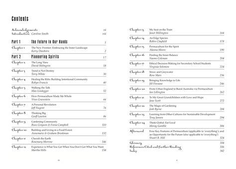 Permaculture Pioneers Book Review Milkwood