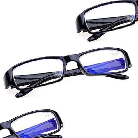 black frames eyeglass myopia glasses 1 1 5 2 2 5 3 3