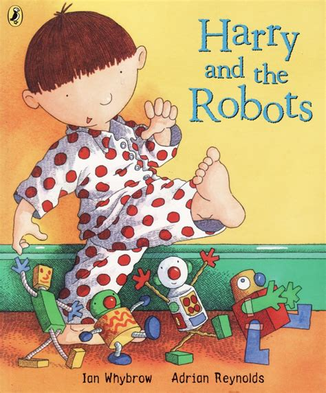 harry and the robots ian whybrow
