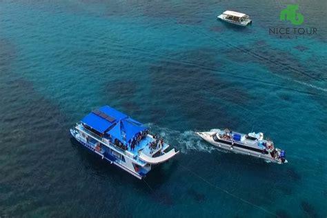boat to nusa penida price one day snorkeling trip at nusa penida nusa lembongan
