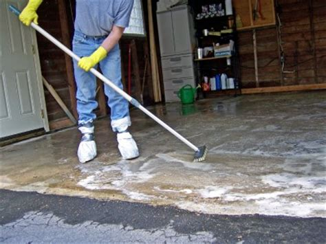 Garage Floor Paint Detailing World Five Common Mistakes Diyers Make When Renovating Their
